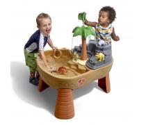 Smėlio ir vandens stalas | Dinozaurų parkas | Step2 874500