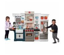 Vaikiška virtuvė su priedais 78 vnt | Grand Luxe | Step2