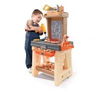 Vaikiškas darbastalis dailidės dirbtuvės | Real Projects Workshop | Step2 7627