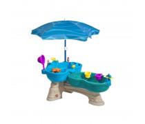 Vandens stalas su skėčiu | Spill & Splash Seaway | Step2