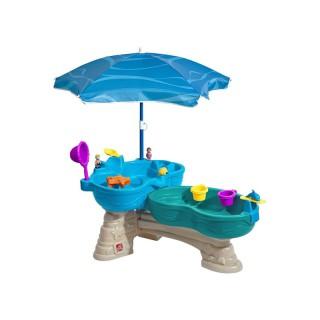 Vandens stalas su skėčiu | Spill & Splash Seaway | Step2 8645