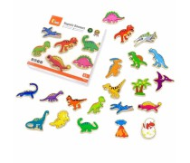 Mediniai magnetiniai dinozaurai | 50289 | Viga 50289
