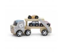 Medinis vilkikas su mašinėlėmis | PolarB | Viga 44014