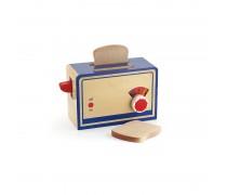 Medinis mėlynas skrudintuvas | Viga 54562