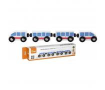 Medinis traukinys | Train set | Viga 50818