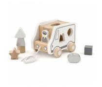 Traukiama medinė mašina - rūšiuoklis | Viga 51612