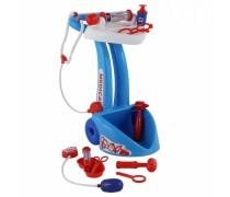Gydytojo vežimėlis su priedais | Wader 68613