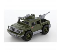 Karinis visureigis automobilis | RP Jeep | Wader