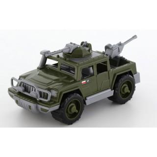 Karinis visureigis automobilis   RP Jeep   Wader