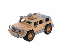 Karinis visureigis automobilis | RP Safari Jeep | Wader