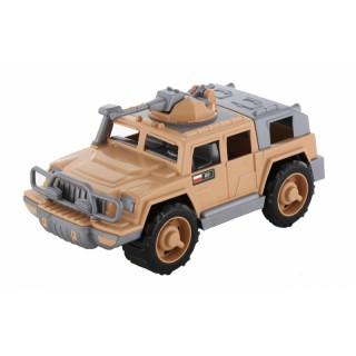 Karinis visureigis automobilis | RP Safari Jeep | Wader 63526