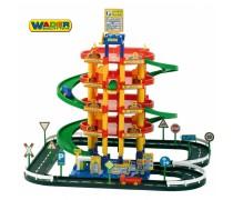 Penkių aukštų garažas su 3 automobiliais | Grand Tor | Wader