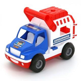 Policijos automobilis   ConsTruck   Wader