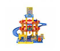 Trijų aukštų mašinėlių stovėjimo aikštelė | Wader 37893