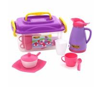 Vaikiškas iškylos kavos rinkinys su termosu | Wader 53480