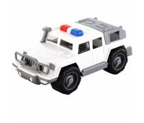 Visureigis policijos automobilis 31 cm | Police Jeep | Wader 63595
