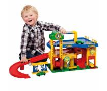 Žaislinė automobilių stovėjimo aikštelė | 2 aukštų | Wader 37824