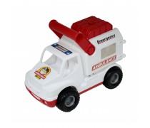 Žaislinis greitosios pagalbos automobilis | ConsTruck | Wader 0490