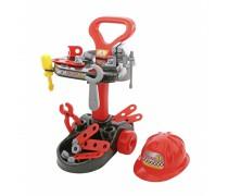Žaislinis mechaniko rinkinys su priedais 21 vnt | Wader 36612