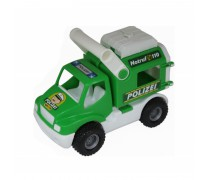 Žaislinis policijos automobilis 24,5 cm | ConsTruck | Wader 0469