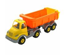 Žaislinis savivartis 56 cm | Huge Truck | Wader