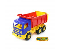 Žaislinis savivartis 67 cm | Huge Truck | Wader