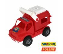 Žaislinis gaisrinės automobilis | ConsTruck | Wader 0506