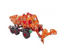 Metalinis konstruktorius 296 detalės | Mašina sniego valytuvas | Alexander 012057