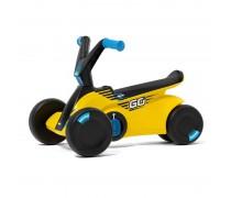 Mašina paspirtukas - minamas kartingas | Gokart Sparx Yellow | Berg 24.50.04.00