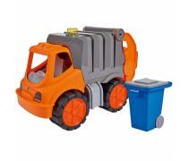 Šiukšliavežė su konteineriu 33 cm | Power Worker | Big 55835