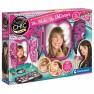 Makiažo - kosmetikos rinkinys vaikams | CRAZY CHIC | Clementoni 50641