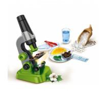 Vaikiškas mikroskopas didinantis 150 kartų | Clementoni 50071