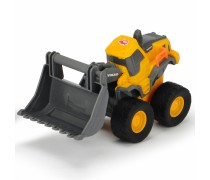 Mini buldozeris 13 cm | Volvo | Dickie 3722006_SPY