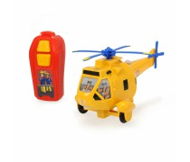 Sraigtasparnis su nuotolinio valdymo pultu | Fireman Sam | Dickie 3093004