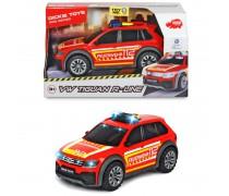 Ugniagesių automobilis 25 cm su šviesos ir garso efektais | VW Tiguan R-Line | Dickie 3714016