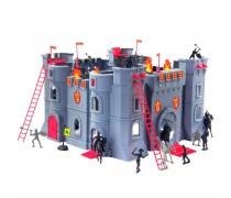 Karališkoji pilis su figūrėlėmis 22 vnt | The Castle of the King | Mochtoys 11073