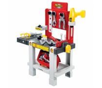 Vaikiškas darbastalis su 23 priedais | Mecanics | Ecoiffier 2406