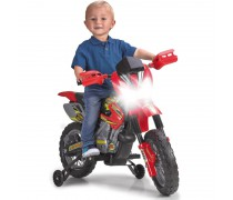 Akumuliatorinis motociklas - vaikams nuo 3 m. | 6V Cross | Feber 11250