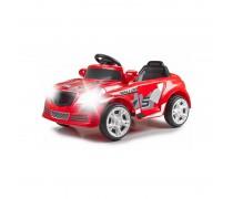 Akumuliatorinis automobilis su nuotolinio valdymo pultu - nuo 3 metų vaikams | Twinkle Car 12V | Feber 12263