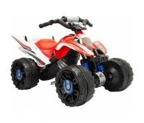 Akumuliatorinis keturratis - vaikams nuo 3 iki 6 m. | Honda Quad 12V | Injusa 66017