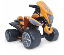 Akumuliatorinis keturratis motociklas - vaikams nuo 1 m. | Quad Quarterback 6 V | Injusa 820