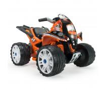Akumuliatorinis keturratis - vaikams nuo 2 m.    Quad The Beast 6V   Injusa 760_0087