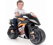 Akumuliatorinis motociklas - vaikams nuo 3 m. | Repsol 6V | Injusa 6461