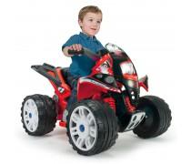 Akumuliatorinis keturratis - vaikams nuo 2 m. | Quad The Beast 12V | Injusa 761