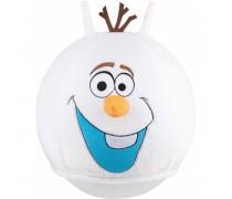 Pliušinis šokinėjimo kamuolys - Besmegenis Olafas Ledo šalis | Frozen | John 59581