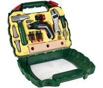 Bosch atsuktuvas su įrankių rinkiniu lagamine   Bosch   Klein 8394