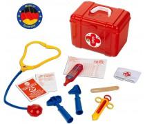 Vaikiškas gydytojo lagaminas su priedais  | Klein 4430