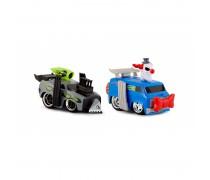 Dūžtantys sprogstantys 2 automobiliai | King Crash | Wreck Royale 565758E7C