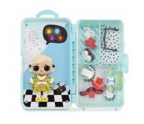 Interaktyvus žaidimas - stiliaus lagaminas su LOL lėle | As if Baby | MGA 560401