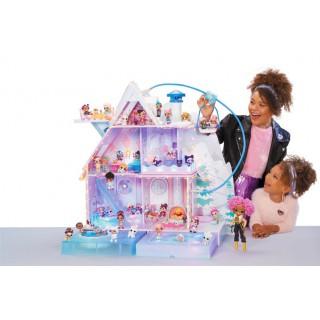 LOL lėlių žiemos namas + 95 staigmenos | Winter OMG Cottage | MGA 571452E7C